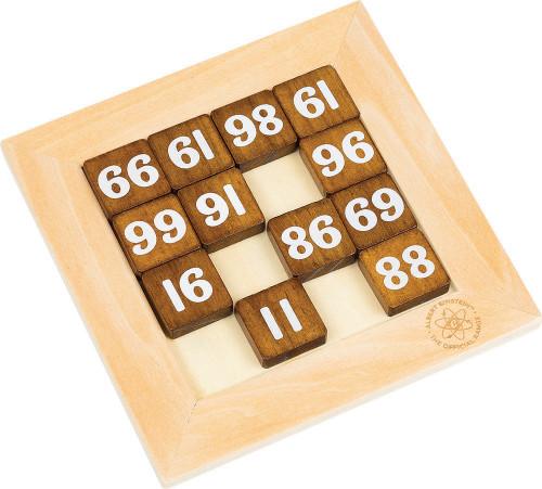 Einstein: Number Puzzle - Brain Teaser by Professor Puzzle