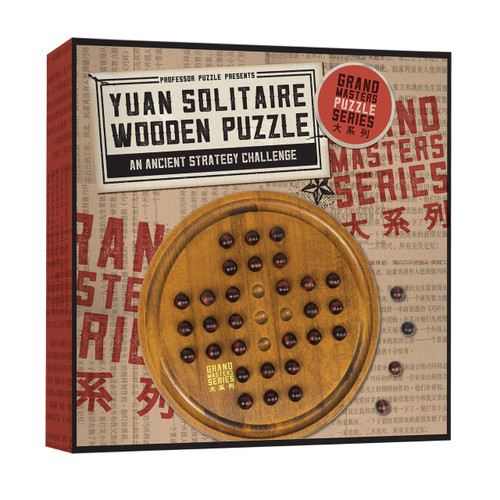 Yuan Solitaire - Brain Teaser by Professor Puzzle