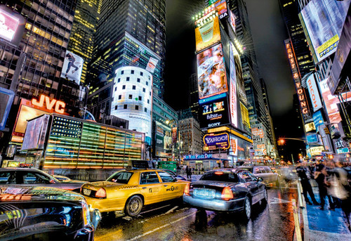 Educa Jigsaw Puzzles - Times Square, NY