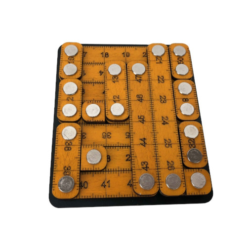 Tough Measures - Brain Teaser by Constantin Puzzles