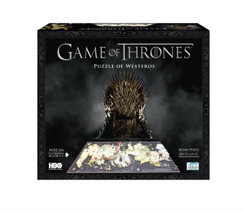 Jigsaw Puzzle - Game of Thrones