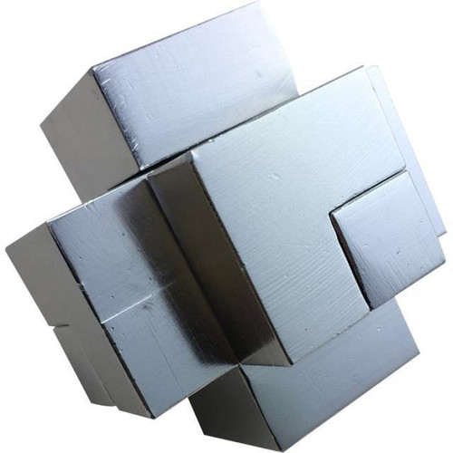 Fortress - Interlocking Metal Puzzle