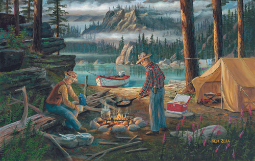 Alaska Adventure - 550pc Jigsaw Puzzle By Sunsout