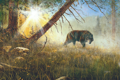 Watchful Eyes - 550pc Jigsaw Puzzle By Sunsout