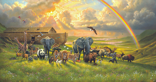 A New Beginning - 500pc Jigsaw Puzzle By Sunsout