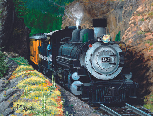 The Silverton - 500pc Jigsaw Puzzle By Sunsout