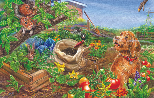 Wild Thing - 100pc Jigsaw Puzzle By Sunsout