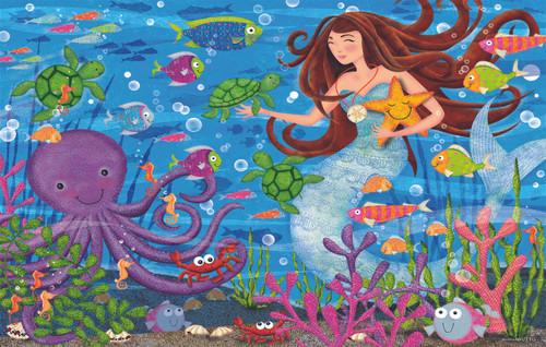 Ocean Social - 100pc Jigsaw Puzzle By Sunsout