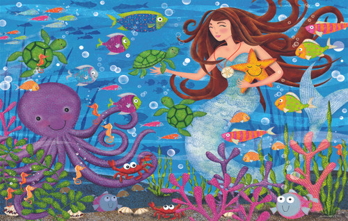 Ocean Social - 100pc Jigsaw Puzzle By Sunsout
