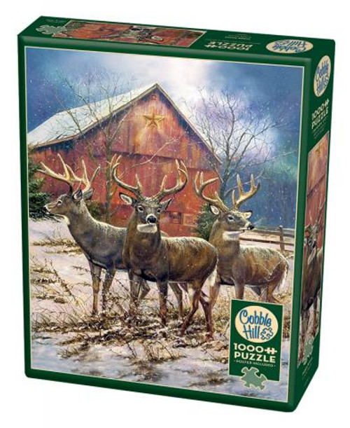 Three Kings - 1000pc Jigsaw Puzzle By Cobble Hill