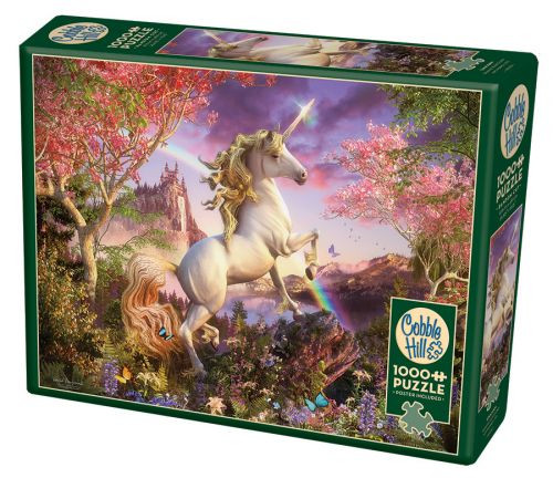 Unicorn - 1000pc Jigsaw Puzzle By Cobble Hill