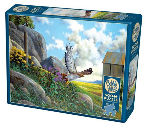 Take Off - 500pc Jigsaw Puzzle By Cobble Hill