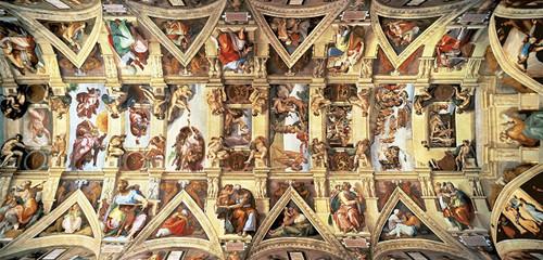 Sistine Chapel - 18000pc Jigsaw Puzzle by EDUCA