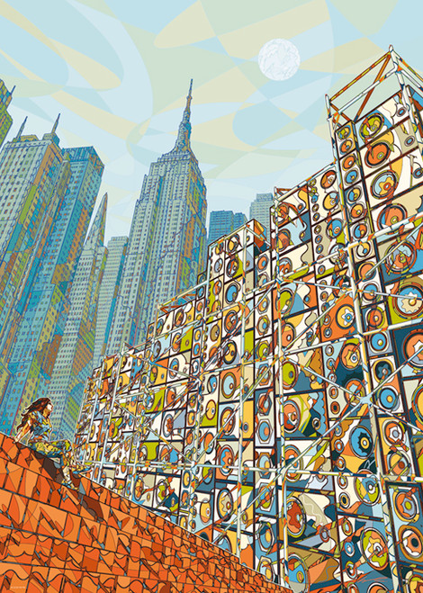 Home in Mind - 1000pc Jigsaw Puzzle By Heye