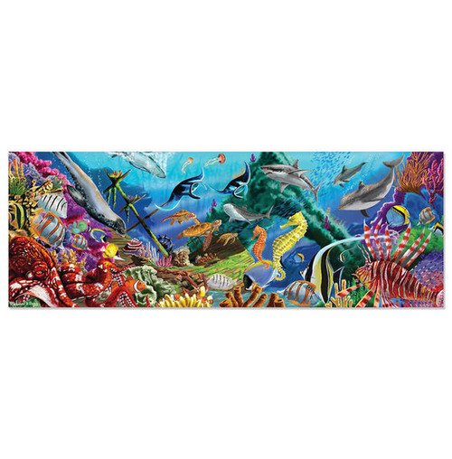 Underwater Oasis - 200pc Floor Puzzle  by Melissa & Doug