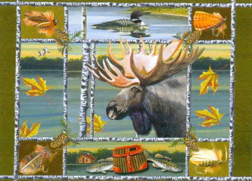 Yukon Territory - 1000pc Jigsaw Puzzle by Serendipity