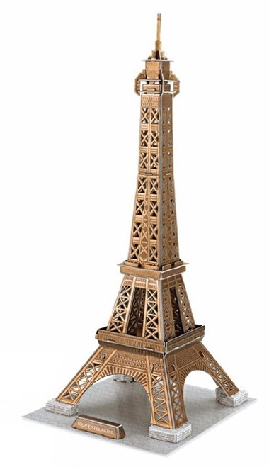 Eiffel Tower - 35pc 3D Puzzle by Magic Puzzle