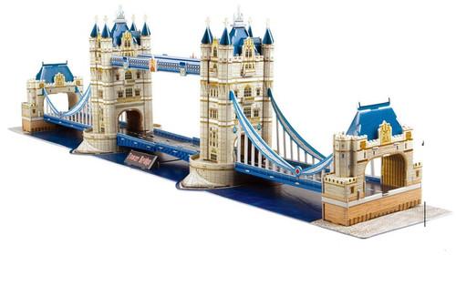 Tower Bridge - 120pc 3D Puzzle by CubicFun