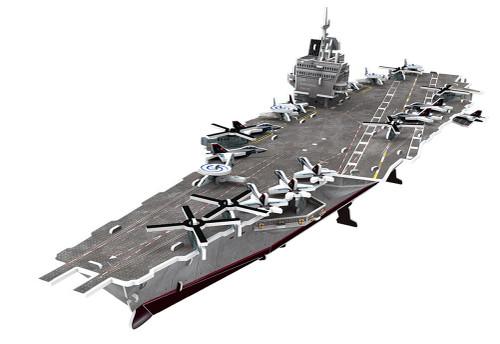 USS Enterprise - 121pc 3D Puzzle by CubicFun