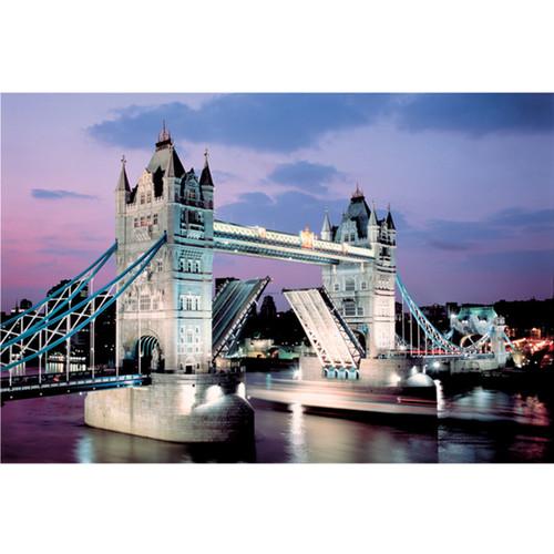 Tower Bridge - 1000pc Jigsaw Puzzle by Trefl