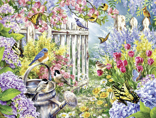 Spring Awakening - 300pc Large Format Jigsaw Puzzle By Ravensburger