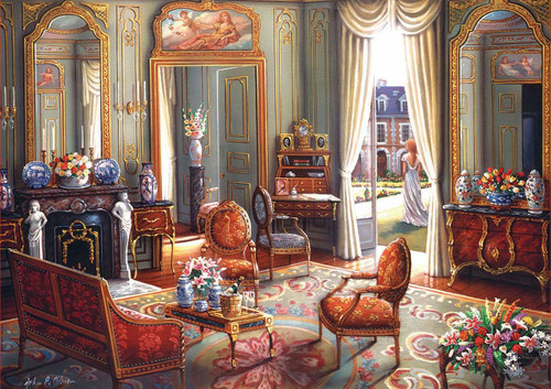 A Moment Alone - 3000pc Jigsaw Puzzle By Educa