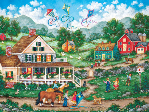 Heartland: Crosswinds - 550pc Jigsaw Puzzle By Masterpieces