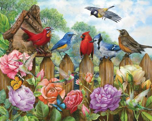 Morning Serenade - 500pc Jigsaw Puzzle By Springbok