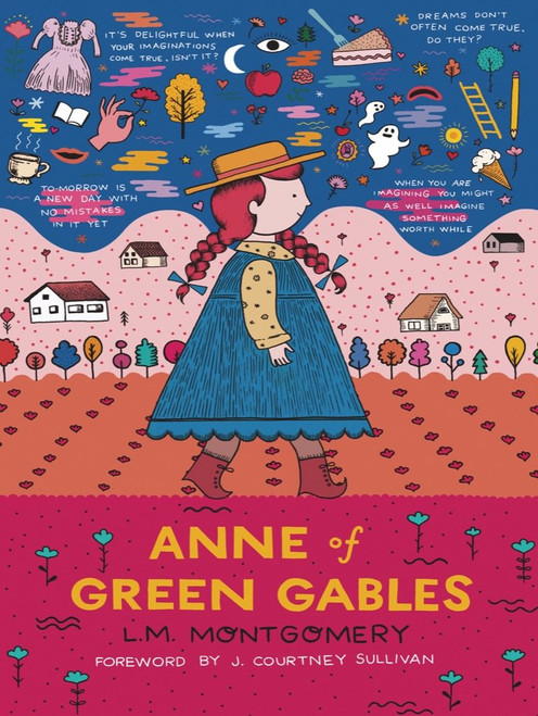 Anne of Green Gables - 500pc Jigsaw Puzzle by New York Puzzle Company