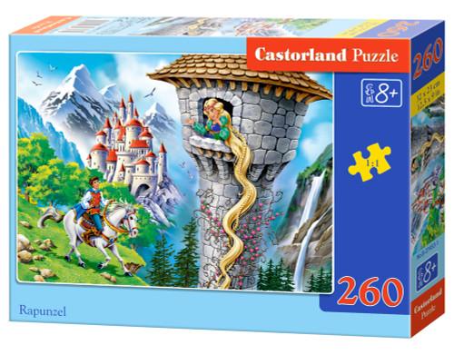 Rapunzel - 260pc Jigsaw Puzzle By Castorland