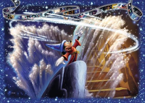 Disney: Fantasia - 1000pc Jigsaw Puzzle By Ravensburger