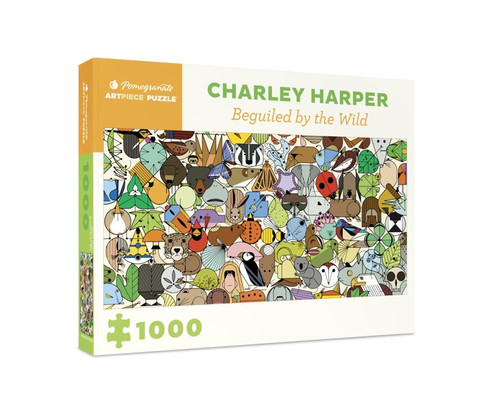 Harper: Beguiled by Wild - 1000pc Jigsaw Puzzle by Pomegranate