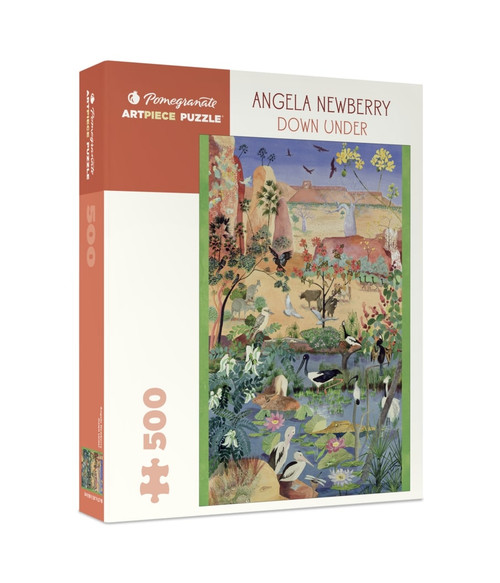 Newberry: Down Under - 500pc Jigsaw Puzzle by Pomegranate