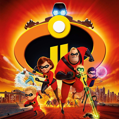 Disney: Incredibles 2 - 300pc Oversized Jigsaw Puzzle by Ceaco