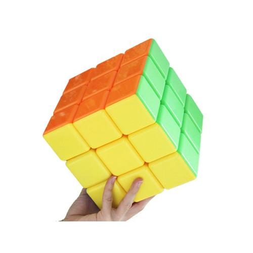 3x3x3 Jumbo 7-inch Stickerless Giant Puzzle Cube by Heshu