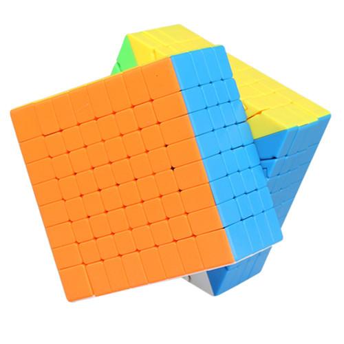 8x8x8 Stickerless Speed Cube by Cyclone Boys