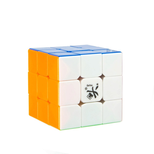 Zhanchi 3x3x3 Stickerless Speed Cube by Dayan