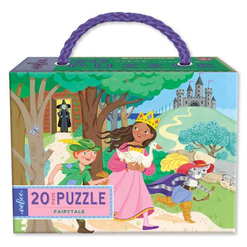 Fairytale - 20pc Jigsaw Puzzle by eeBoo