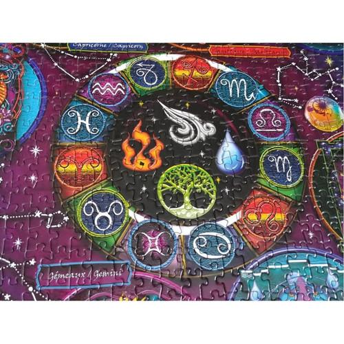 Zodiac - 1000pc Jigsaw Puzzle by JaCaRou