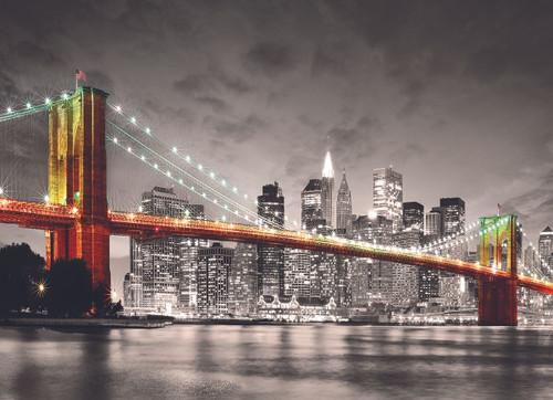 New York City Brooklyn Bridge Jigsaw Puzzle