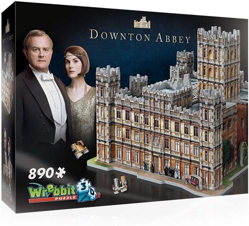 Downton Abbey - 890pc 3D Puzzle by Wrebbit