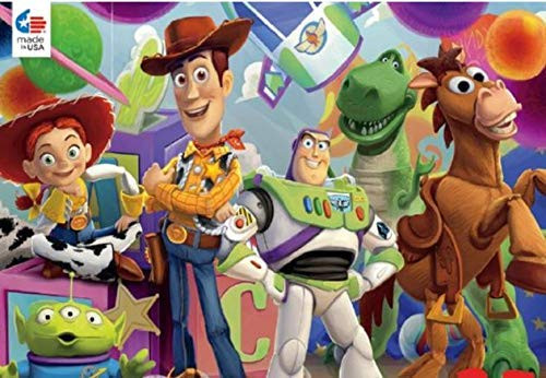 Disney: Toy Story - 300pc Large Format Jigsaw Puzzle by Ceaco