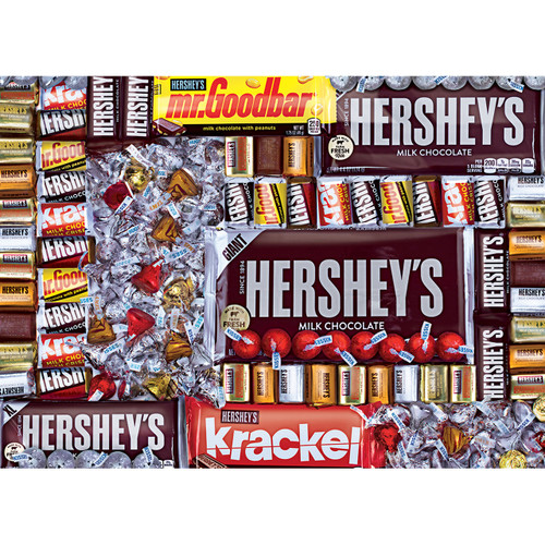 Hershey: Hershey's Chocolate Paradise - 1000pc Jigsaw Puzzle by Masterpieces