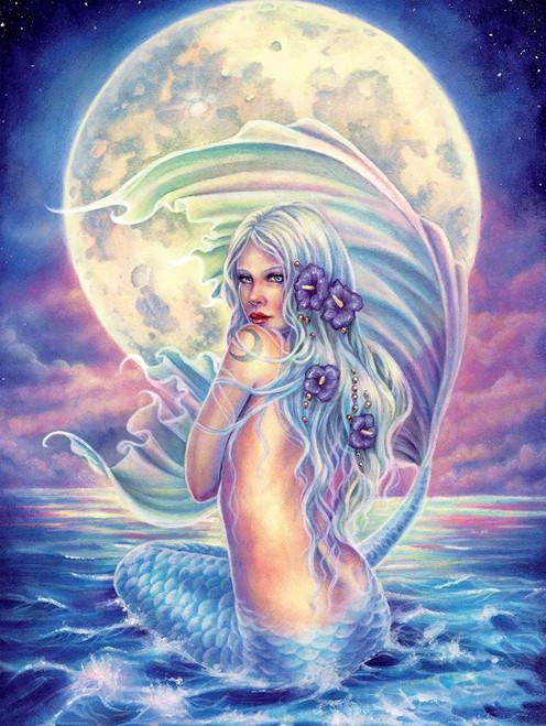Fantasy: Moon Mermaid - 750pc Jigsaw Puzzle by Ceaco