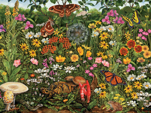Sandy Williams: Midwest Summer - 300pc Large Format Jigsaw Puzzle by Ceaco