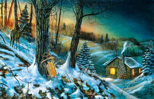 Frozen Memories - 1000pc Jigsaw Puzzle By Sunsout