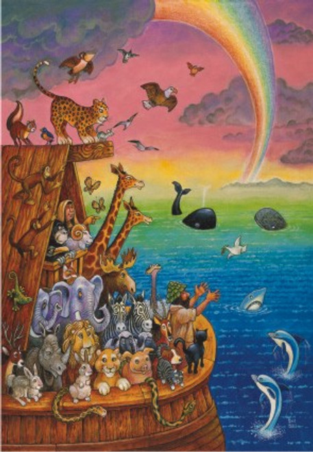 Anatolian Noah & The Rainbow Jigsaw Puzzle