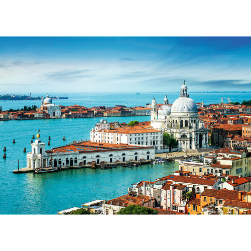 Venice, Italy - 2000pc Jigsaw Puzzle By Trefl