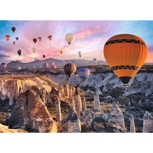 Balloons over Cappadocia - 3000pc Jigsaw Puzzle By Trefl