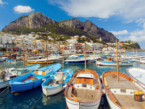 Capri - 300pc Large Format Jigsaw Puzzle by Ceaco